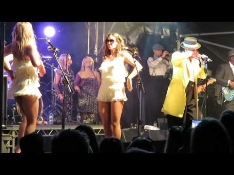Kid Creole & The Coconuts - I'm a wonderful thing, baby - Live 2015