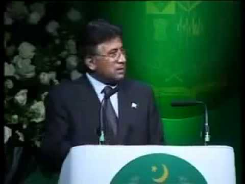 Best and Funny Message by Pervaiz Musharraf to the Nation