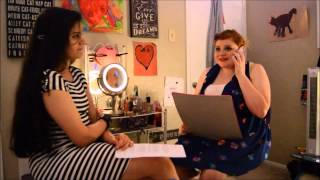 Estee Lauder Interview - Resham and Kassidy Thumbnail
