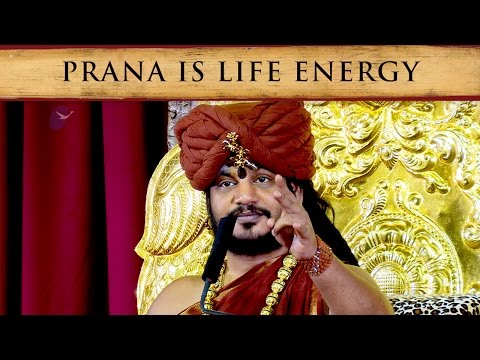 Prana is Life Energy