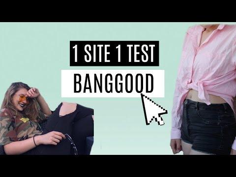 1 SITE 1 TEST // Le site de L'ARNAQUE ?! - Banggood