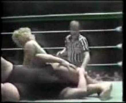 The time midget wrestlers history