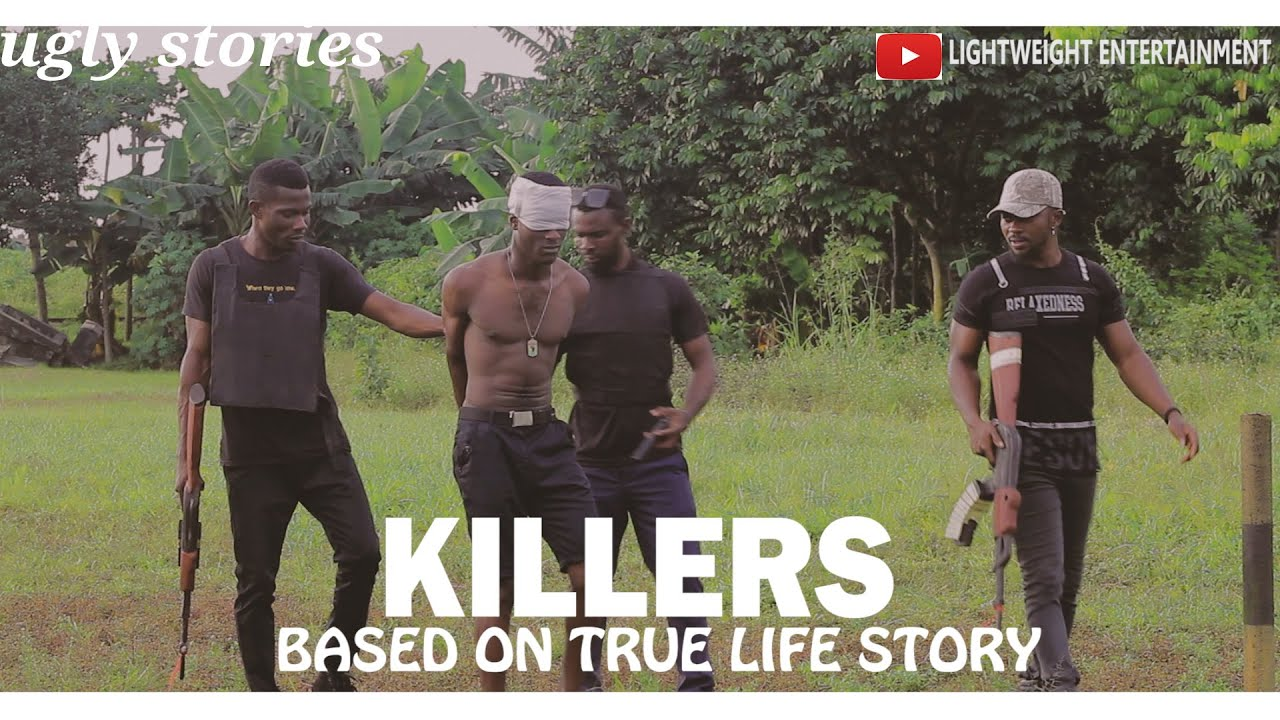 Download KILLERS (UGLY STORIES)