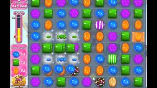 How to beat Candy Crush Saga Level 435 - 2 Stars - No Boosters - 485,280pts