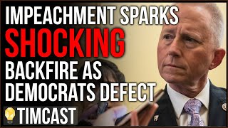 Democrats Are DEFECTING And Joining Republican Party, The Most SHOCKING Impeachment Backfire - Tim P