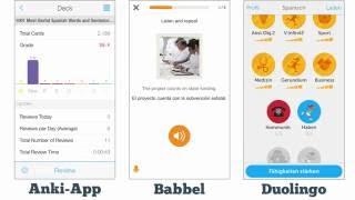 Die besten Vokabeltrainer Apps zum Vokabeln lernen Teil 1