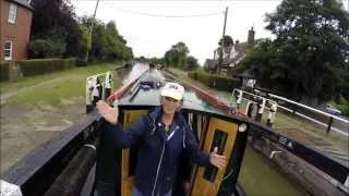 Canal Boat Holiday Grand Union Canal Summer 2014