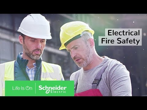 Electrical Fire Prevention For Your Business | Schneider Electric