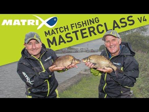 *** Coarse & Match Fishing TV *** Matrix Masterclass DVD Volume 4
