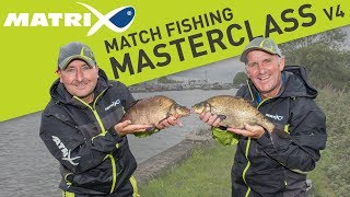 *** Coarse & Match Fishing TV *** Matrix Masterclass DVD Volume 4