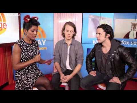 Ylvis - What does the fox say? - Today show