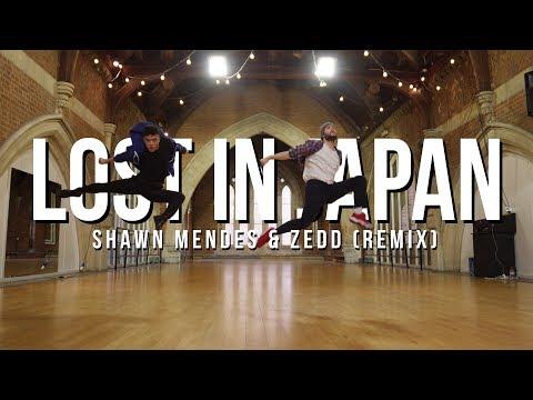 Lost In Japan (Remix) - Shawn Mendes & Zedd / Tobias Ellehammer Choreography