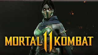 "MORTAL KOMBAT 11 - MK Mobile ""MK11 Jade"" Gameplay REVEALED! (MKX Mobile Update)"