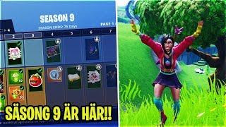* REACTS TO BATTLE PASS WITH 154 * & PLAYING TRIO!! -Fortnite in English
