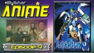 8 star anime blue comet spt layzner