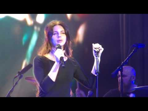 """Ride"" - Lana Del Rey live @ Brixton Academy, London, UK 24 July 2017"
