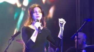 """Ride"" - Lana Del Rey live @ Brixton Academy, London, UK 24 July 2017"
