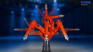 CLOOS - QIROX Welding Robots