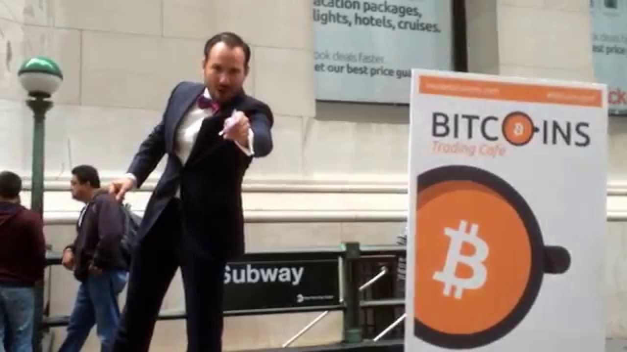 Bitcoin Auktion