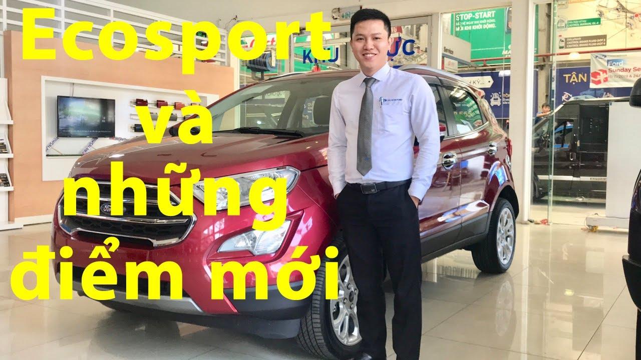 Ecosport Mẫu Xe Đáng Mua Nhất 2020 – Giá Xe Ford Ecosport