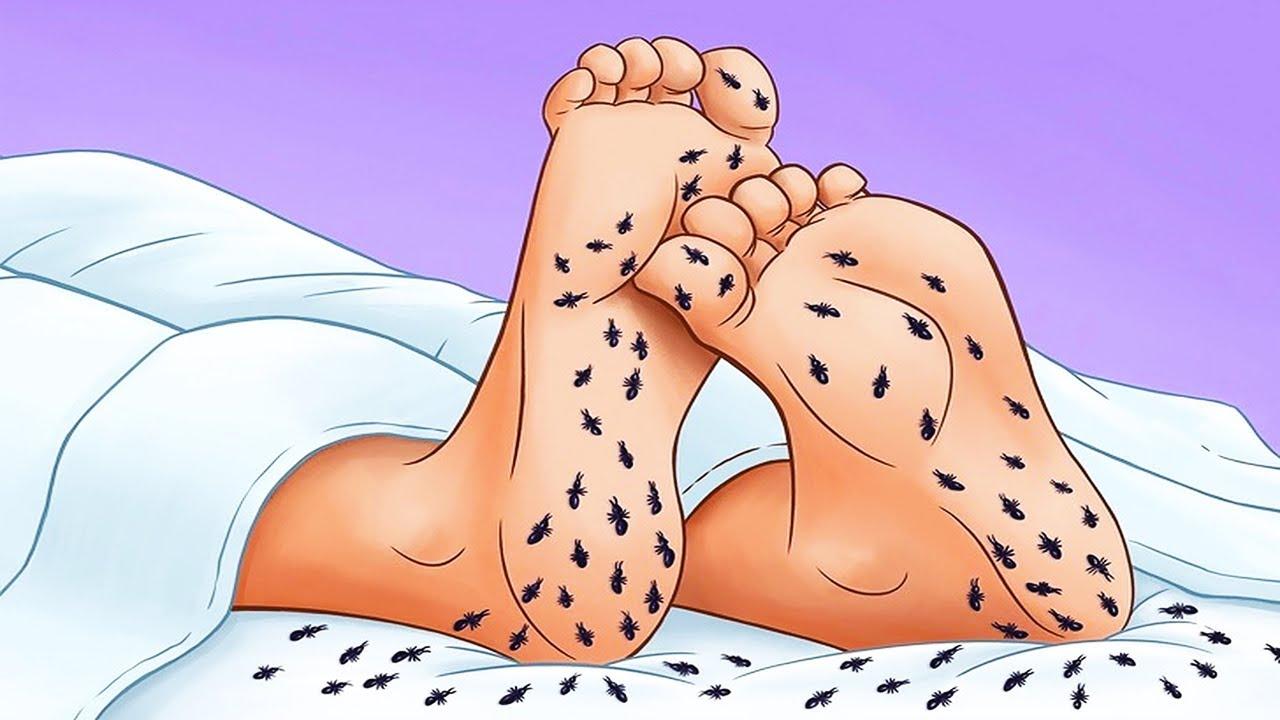 Pokud spíte bez ponožek, děláte obrovskou chybu. Podívejte, co se vám stane...