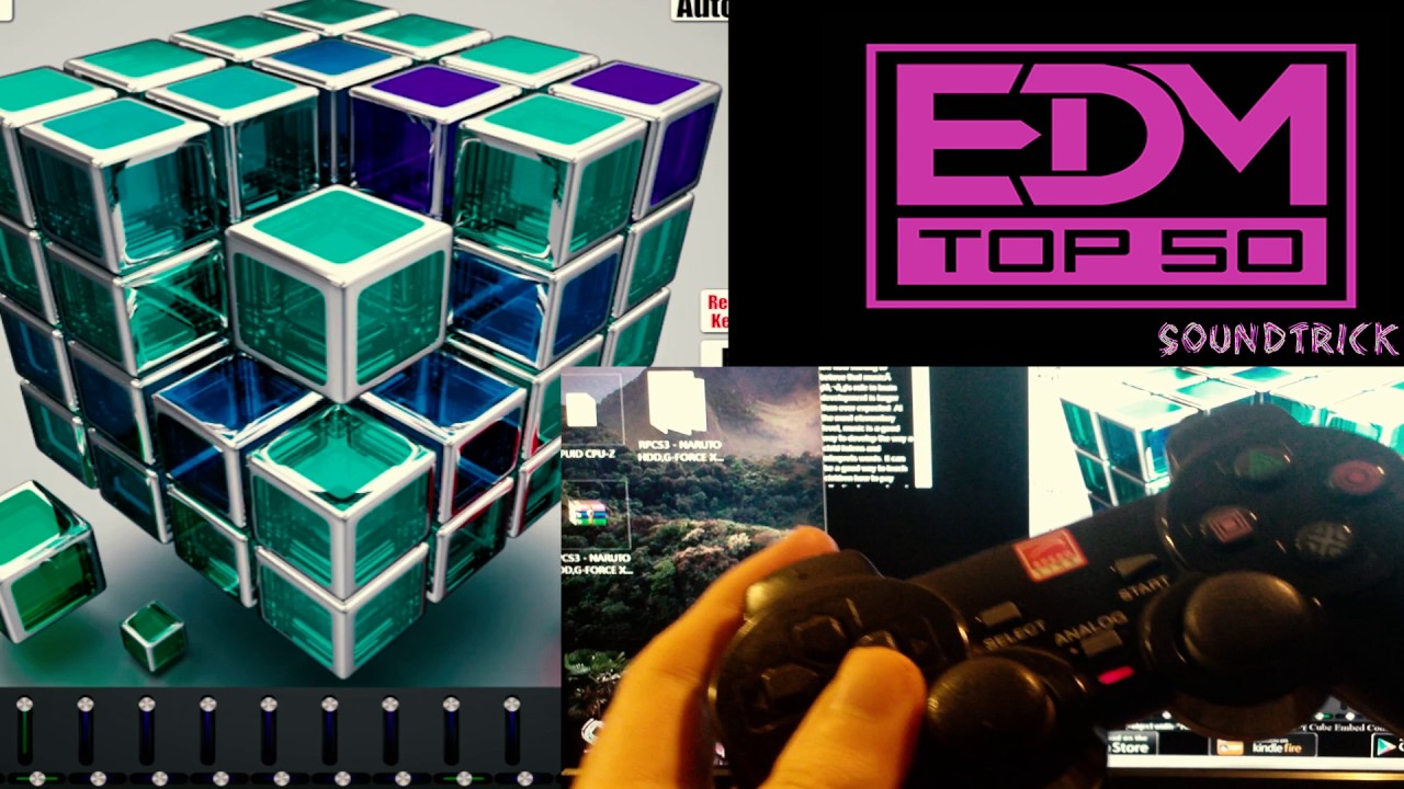 PRODUCING EDM WITH PLAYSTATION CONTROLLER