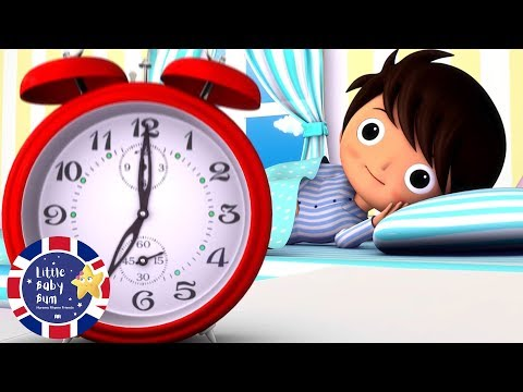 Daily Routine | Learn English for Kids | Songs for Kids | Nursery Rhymes | Little Baby Bum