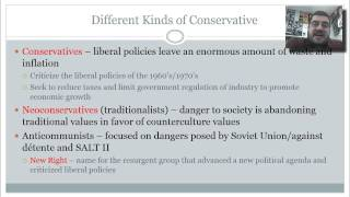 23-1: Conservatism in the 1980