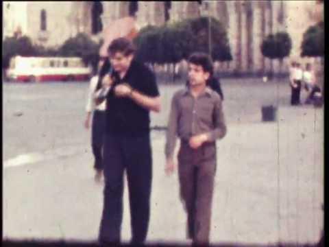 После выпускного вечера. 1975. Ереван. Армения