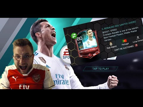 FIFA Mobile 18 Free Ronaldo, And Gold From Your Favourite Club! How To Get Started In FIFA Mobile
