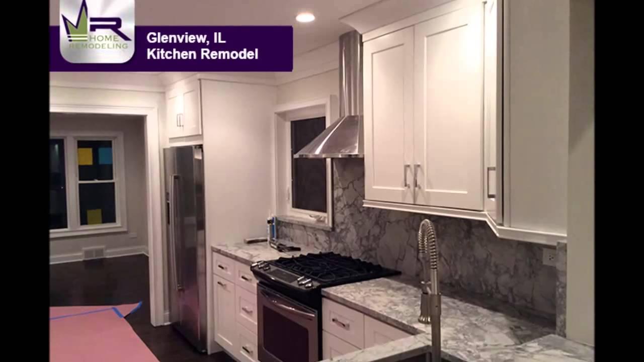 Regency Home Remodeling Kitchen Remodel In Glenview IL YouTube - Regency home remodeling