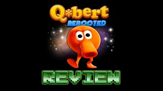 Q*bert Rebooted - Review on Gameplay Controls and Features