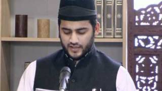 Jamia Class Ahmadiyya UK: 23rd October 2010 - Part 4 (Urdu)