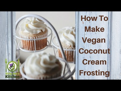 Can i use coconut oil instead of butter in frosting
