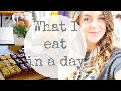 Paleo Diet Vlog: What I Eat In A Day