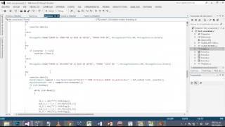 Como hacer un Test Vocacional en Visual C# 2012