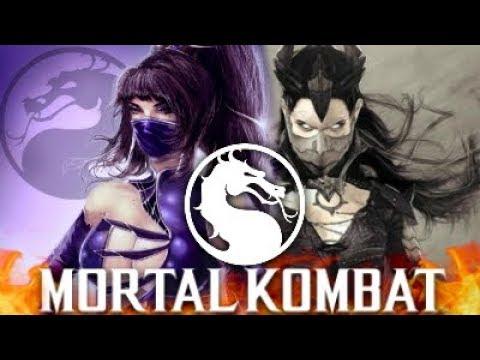 Mortal Kombat 11 - Whats The Difference? Kitana (Old Vs New)