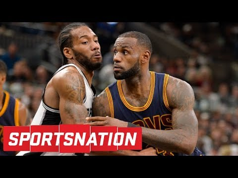Where Kawhi Leonard ends up this summer 'has a direct impact' on LeBron James | SportsNation | ESPN