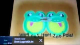 Zoopals in V Major reverse