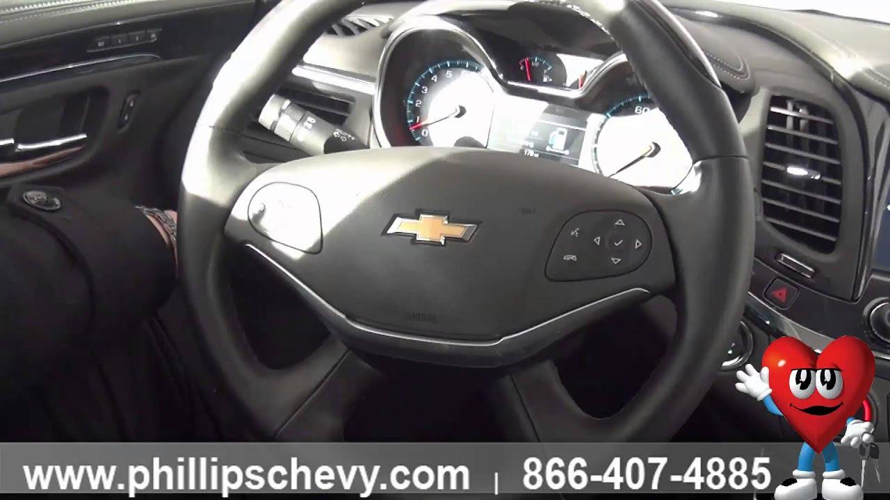 Phillips Chevrolet - 2014 Chevy Impala LTZ - Emergency ...