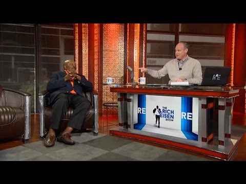 Hall of Famer Jim Brown Joins The RE Show in Studio (Full Interview) - 6/4/15