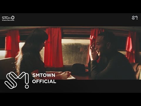 STATION X 0 John Legend X 웬디 WENDY Written In The Stars MV