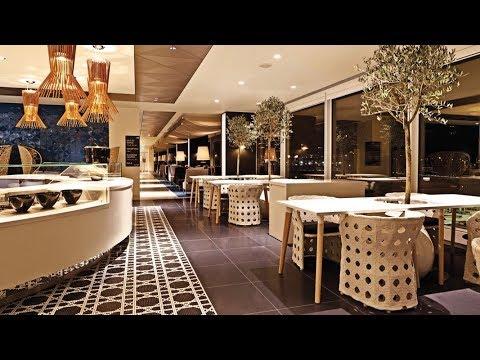 Qatar Airways Premium Lounge - London Heathrow T4 - First Class And Business Lounge