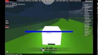 Roblox JPT ep8 Pt.4: Last Days/ Ew! Its meshy! The squeshy tornado!