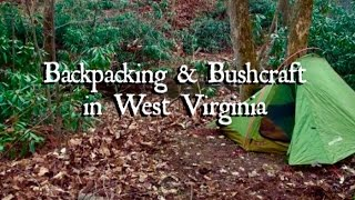 Backpacking & Bushcraft iฑ West Virginia
