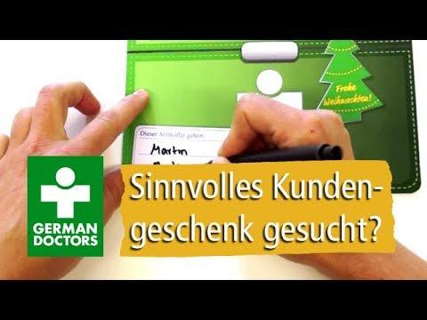 Weihnachtsgeschenke Geschäftspartner.Tolle Weihnachtsgeschenke Für Kunden Geschäftspartner German Doctors E V