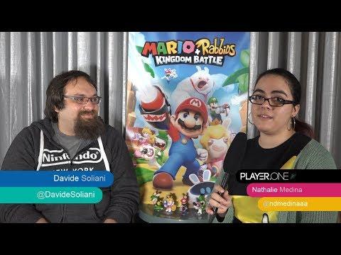 Mario Rabbids Kingdom Battle- Davide Soliani Interview