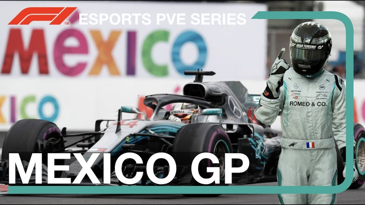 FORMULA 1 MEXICO GRAND PRIX 2019 FULL RACE #WORLDCHAMPIONS !