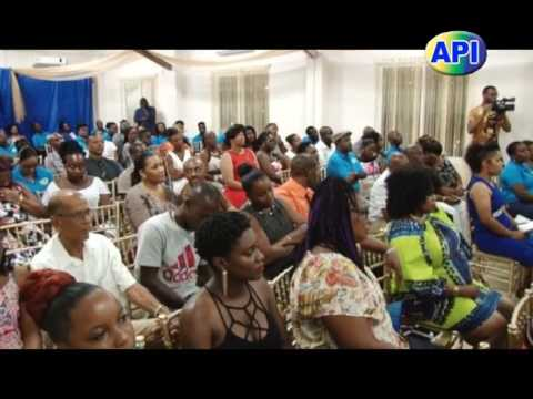 Svg National Lotteries Authority Agents Appreciation Awards Ceremony 2017 Youtube