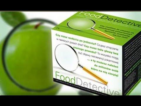 test na nietolerancję pokarmową Food Detective